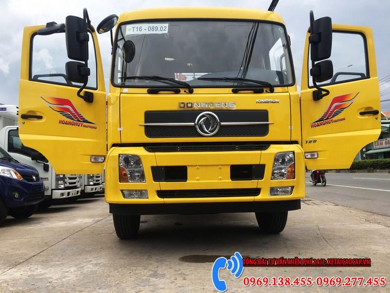 Dongfeng Hoàng Huy Thùng 7M5