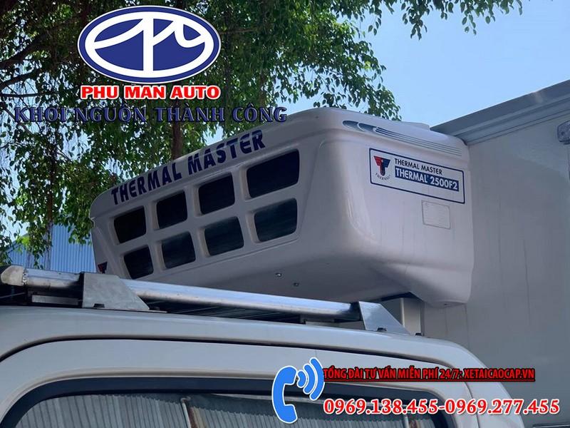 Xe Tải Đông Lạnh Jac N200 - 2 Tấn – 1T9 – Máy ISUZU Đời 2020