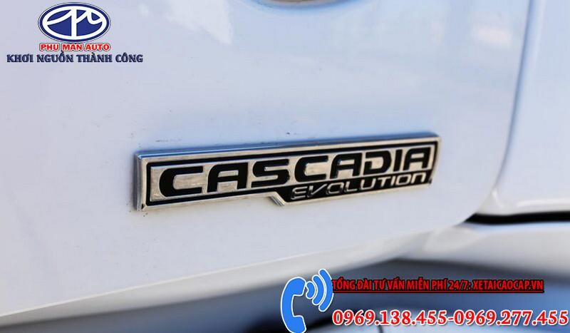 Đầu Kéo Mỹ Cascadia Máy Detroit
