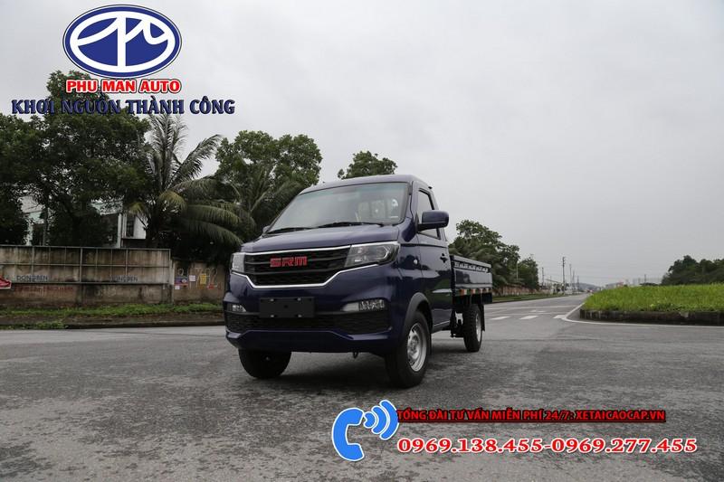 Xe Tải Nhỏ Dongben SRM Thùng Lửng