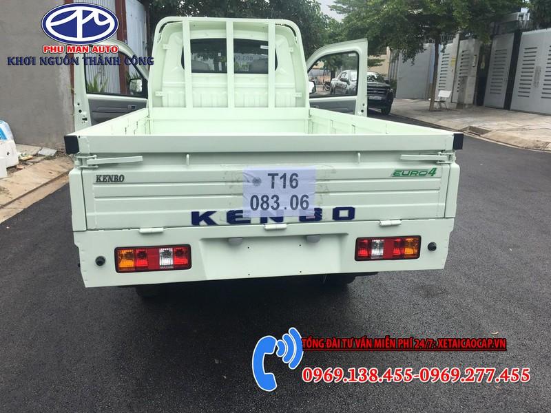 Xe Tải Nhỏ Dưới 1 Tấn Kenbo Mới 2020