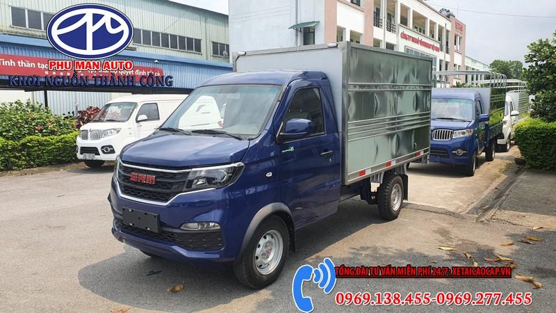Xe Tải SRM Thùng Kín 930Kg