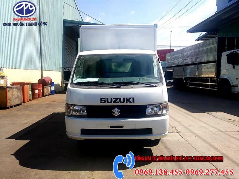 Xe Tải Suzuki 1 Tấn Mới 2020