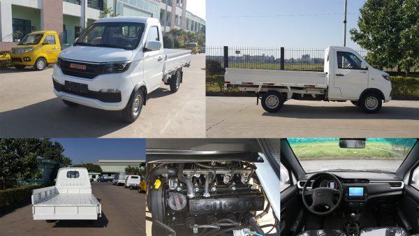 giá xe tải srm 930kg