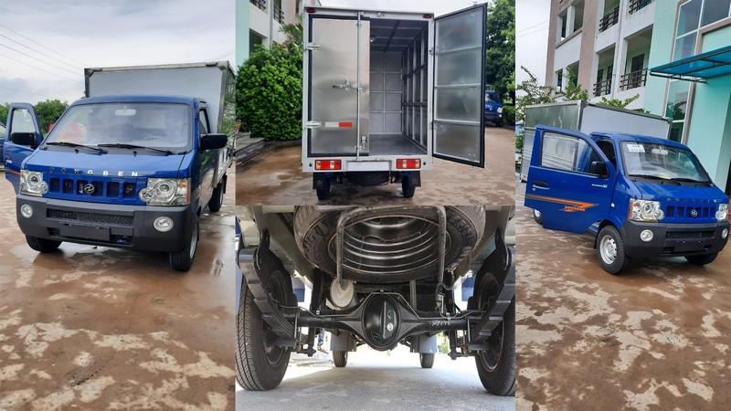 xe tải dongben k9