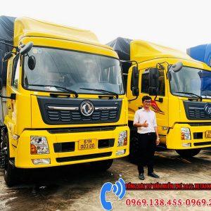 Xe Tải Dongfeng B180 Thùng Dài