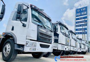 độ bền của xe tải trung quốc