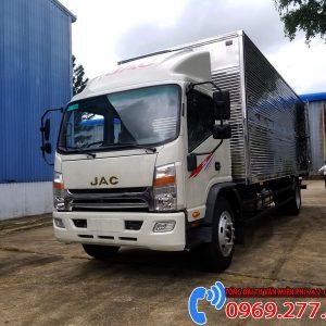 Xe Tải Jac 8 Tấn – JAC N800