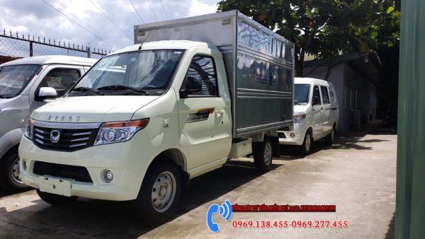 Xe Kenbo 990Kg Thùng Kín