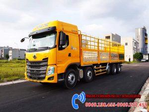 xe tải thùng dài 9 mét