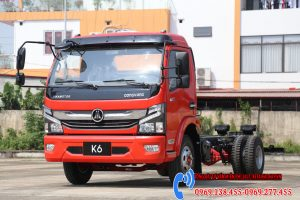 Giá Xe Tải Vinamotor K6 Đồng Vàng | Chi Phí Lăn Bánh Của Xe Tải Đồng Vàng K6 Bao Nhiêu