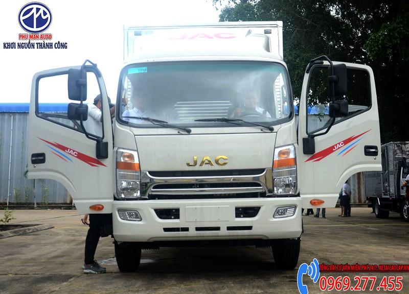 Xe Tải Jac 9 Tấn – JAC N900