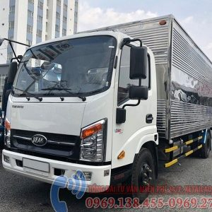 xe tải veam 1t9 thùng dài 6m2