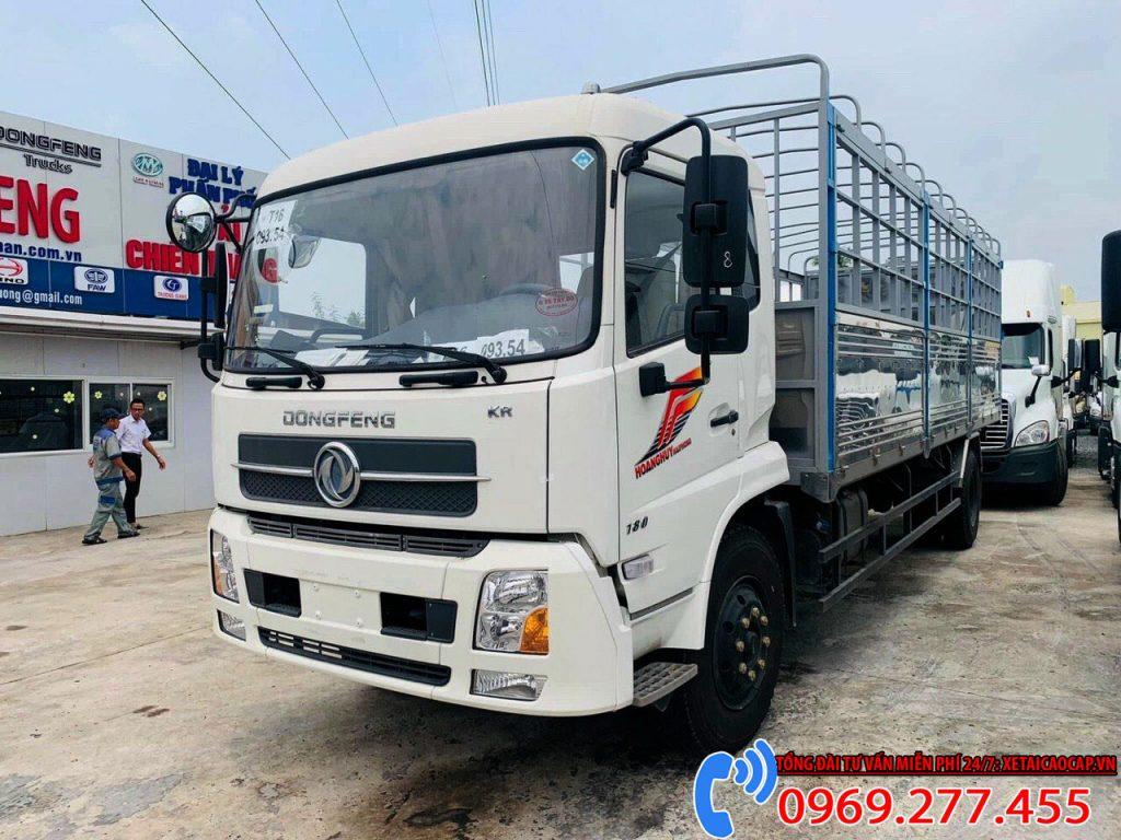 giá xe tải dongfeng b180 2021