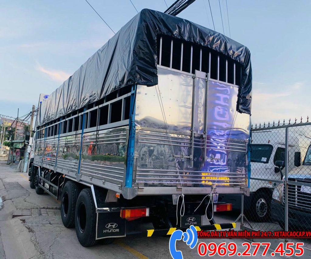 xe tải dongfeng 4 chân 2021