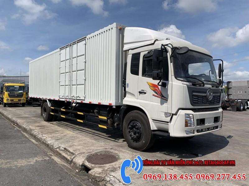 xe tải dongfeng 8 tấn nhập khẩu