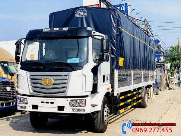 giá xe tải faw thùng dài