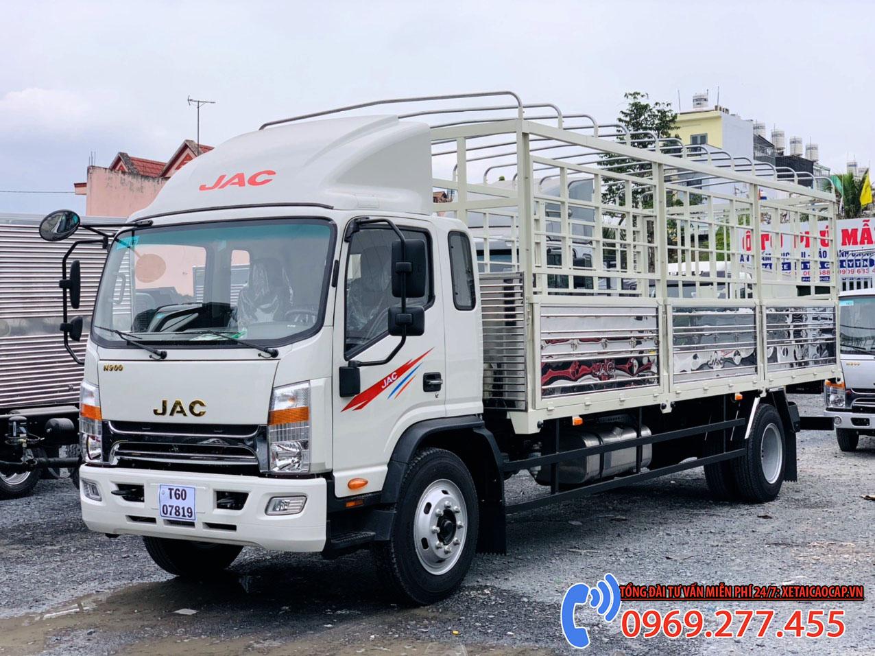 xe tải jac n900
