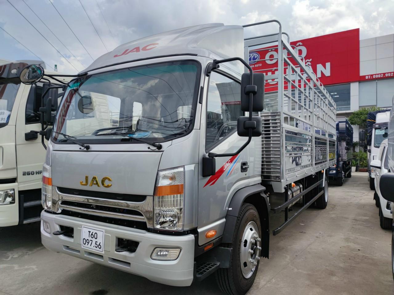 xe tải jac n800